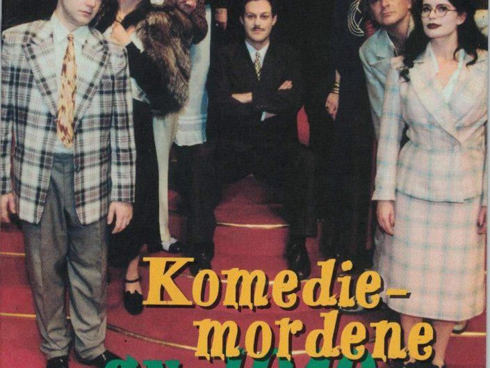 Komedie mordene av 1940 (Musical Comedy Murders)